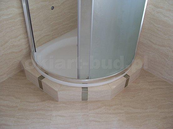 Łazienka - remont ,kładzenie płytek, flizowanie, rigipsy , OKIART-BUD Maciej Oczkowski 10