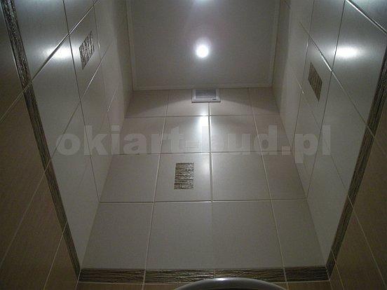 Łazienka - remont ,kładzenie płytek, flizowanie, rigipsy , OKIART-BUD Maciej Oczkowski 3