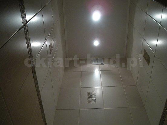 Łazienka - remont ,kładzenie płytek, flizowanie, rigipsy , OKIART-BUD Maciej Oczkowski 4