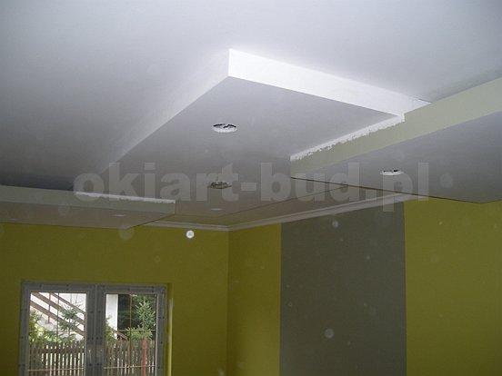 Remonty mieszkań, malowanie, gipsowanie, tynki strukturalne, podwieszane sufity OKIART-BUD Maciej Oczkowski 3