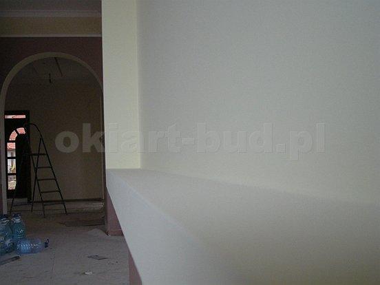 Remonty mieszkań, malowanie, gipsowanie, tynki strukturalne, podwieszane sufity OKIART-BUD Maciej Oczkowski 8